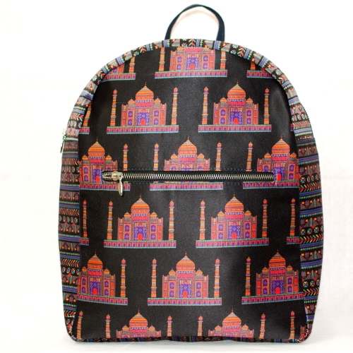 Taj Printed Backpack