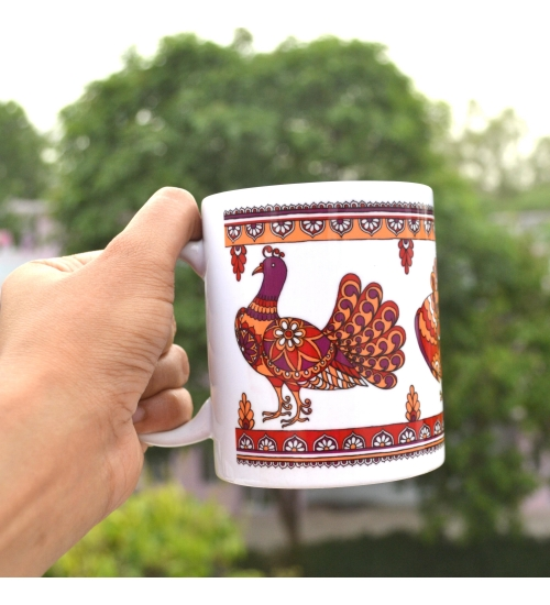 Masakali Colorful Gift Mug