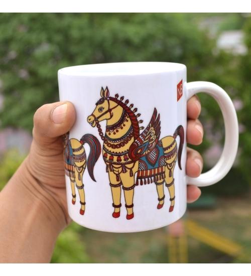 Horse Colorful Gift Mug