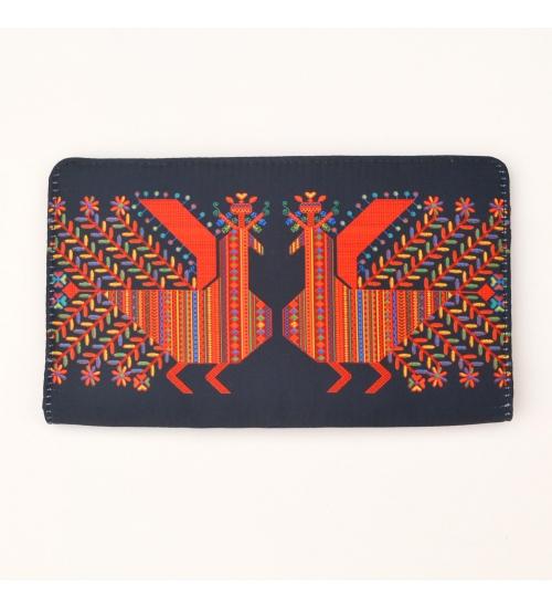 Bird Printed wallet