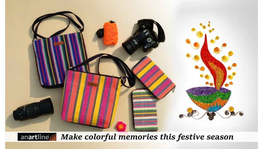 Share colors of happiness !