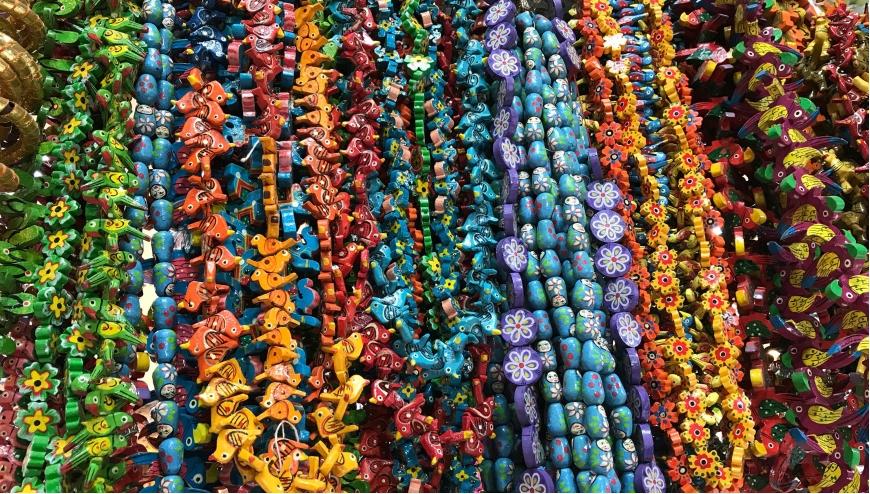 A walk through Kinari Bazar