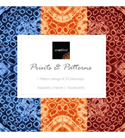 Tie & Dye Animal Print